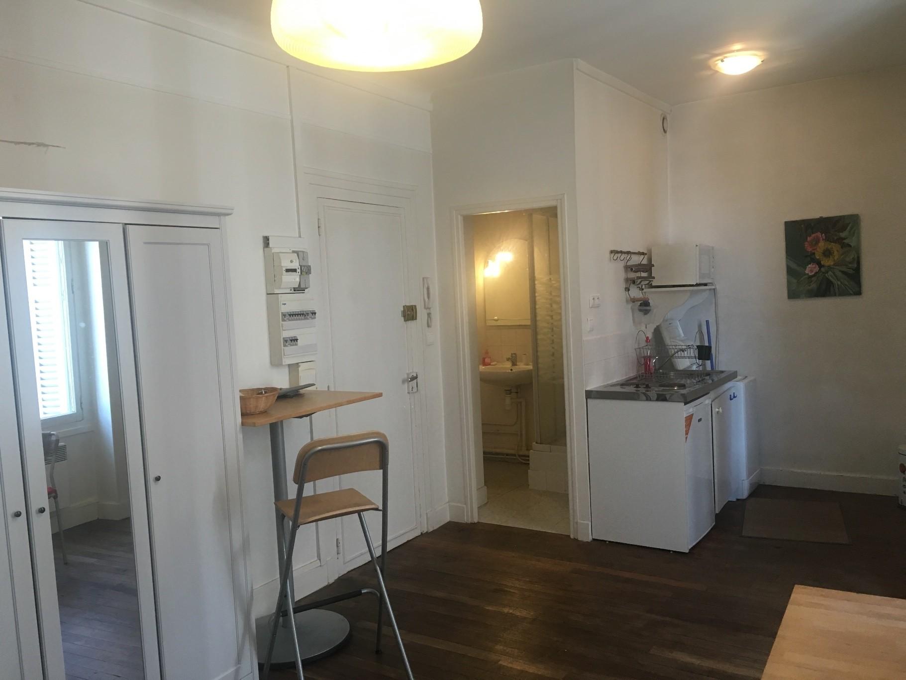 dijon rue d 39 auxonne vente studio 1 pi ce 23m2 55 000 r f 16 235 132056 cm immobilier. Black Bedroom Furniture Sets. Home Design Ideas