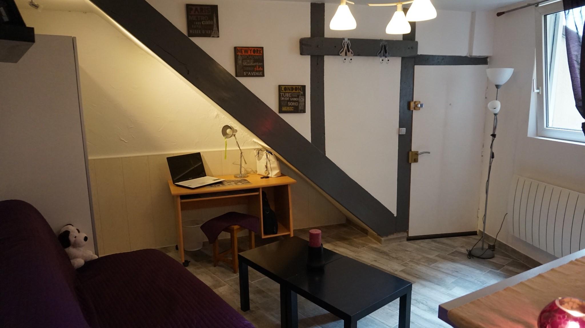 dijon centre ville facs location appartement 1 pi ce 20m2 380 cc r f 17 36 152408. Black Bedroom Furniture Sets. Home Design Ideas